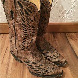 Size 9 women's Cowboy Boots
